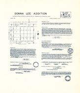 Donna Lee Addition, King County 1945 Vols 1 and 2